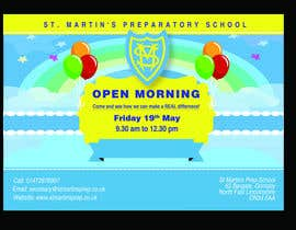 #10 for school open day flyer -- 3 by mdmanikict