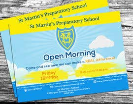 #39 for school open day flyer -- 3 by reshmihalder