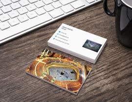 nº 137 pour Design alQurashi Business Cards par GaffarChoton