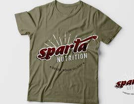 nº 12 pour Design a T-Shirt for Bodybuilding Supplement Brand par renardgenita