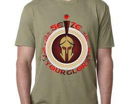nº 4 pour Design a T-Shirt for Bodybuilding Supplement Brand par Mominul2011