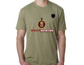 nº 13 pour Design a T-Shirt for Bodybuilding Supplement Brand par Farisahak1994