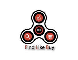 "#15 for Fidget Spinner Logo for my company ""Find Like Buy"" by ashraful177"