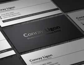 #119 for Professional business card for male makeup artist. by Jadid91