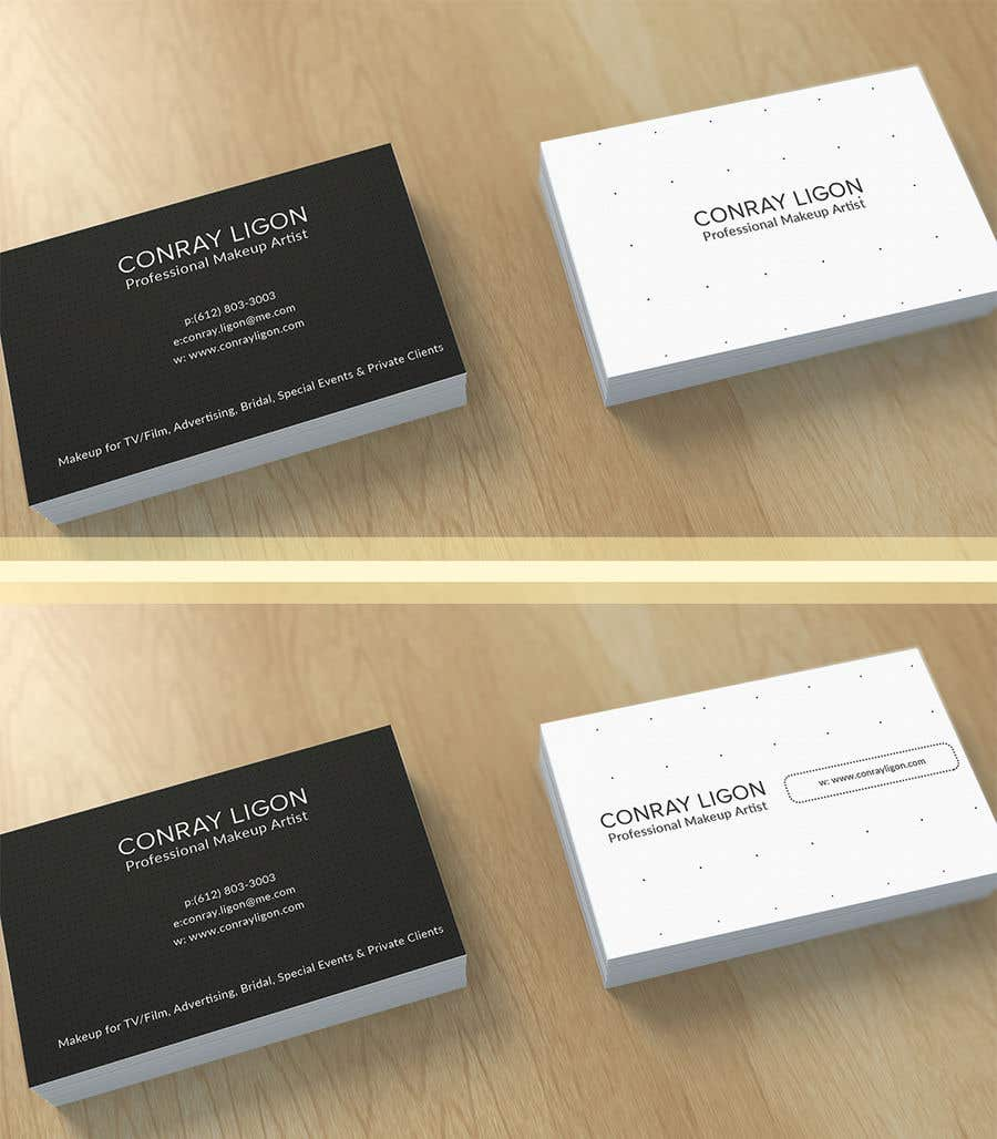 Entry 407 by hameemkhan for professional business card for male contest entry 407 for professional business card for male makeup artist colourmoves