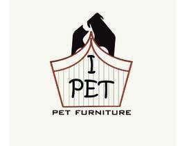 Nro 42 kilpailuun Design a Logo for pet furniture käyttäjältä ahmedibrahim93