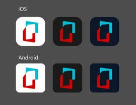 #10 for iOS/Android logo for mobile app by lpfacun