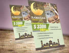 #82 for Ramdan Umrah Poster by linedsl