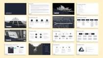Proposition n° 62 du concours Graphic Design pour Modernise a pitch book