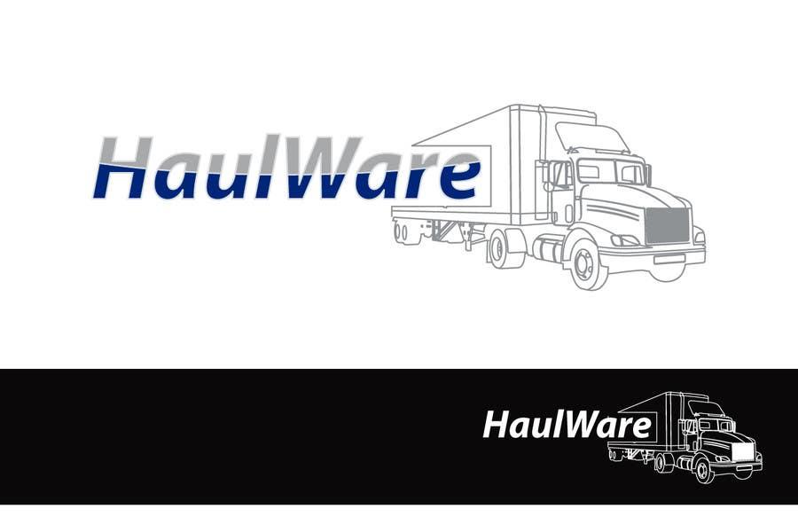 Contest Entry #92 for Logo Design for HaulWare