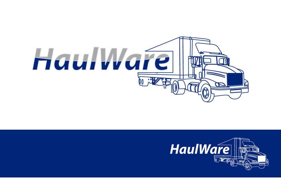 Contest Entry #93 for Logo Design for HaulWare