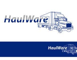 #93 for Logo Design for HaulWare by Rajmonty