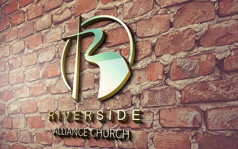 Kilpailutyö #141 kilpailussa Design a Logo River Church