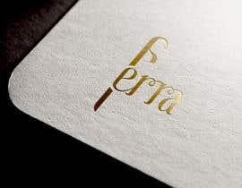 "nº 233 pour A logo for ""ferra"" Restaurant par Ayham2014"