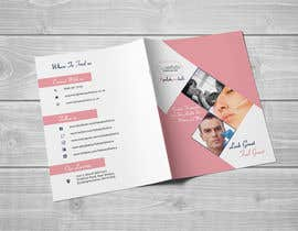 #15 for Design a Brochure for Halo Aesthetics Skin Clinic by thranawins