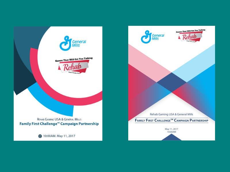 Proposition n°6 du concours Rehab Gen Mills Campaign Brochure