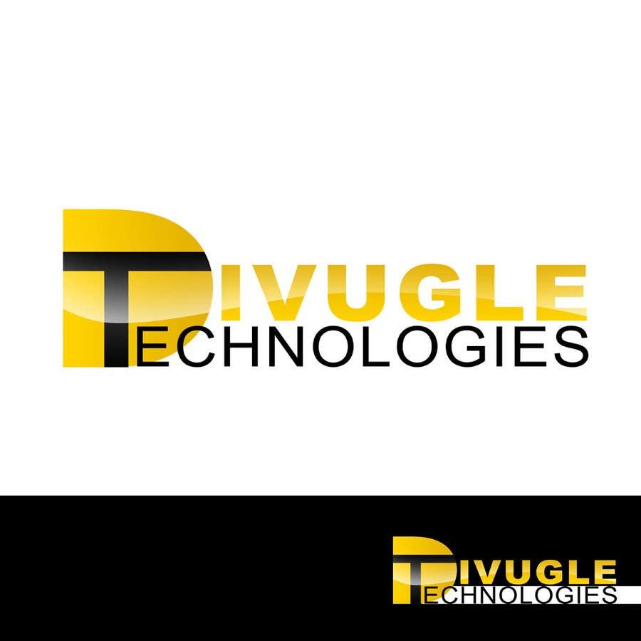 Penyertaan Peraduan #104 untuk Logo Design for Divulge Technologies