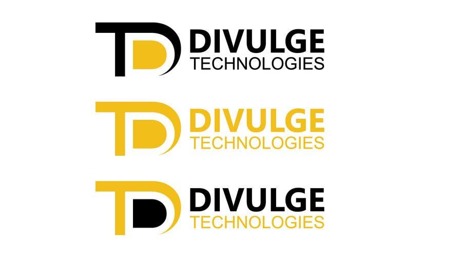 Inscrição nº 121 do Concurso para Logo Design for Divulge Technologies