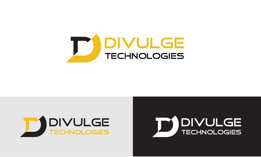 Penyertaan Peraduan #110 untuk Logo Design for Divulge Technologies