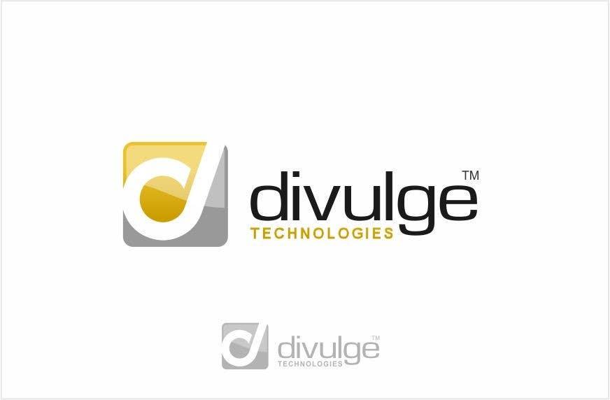 Contest Entry #85 for Logo Design for Divulge Technologies