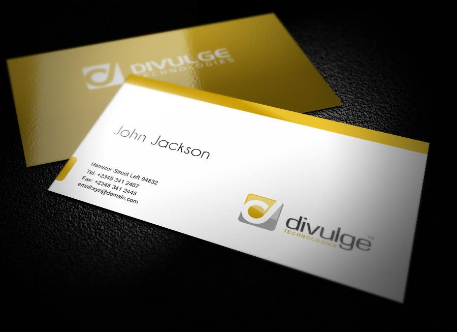 Logo Design Contest Entry #131 for Logo Design for Divulge Technologies
