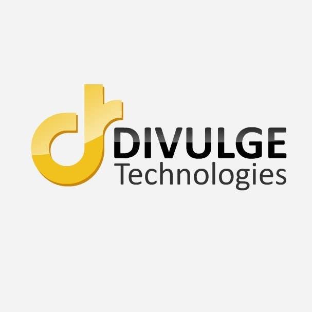 Penyertaan Peraduan #191 untuk Logo Design for Divulge Technologies