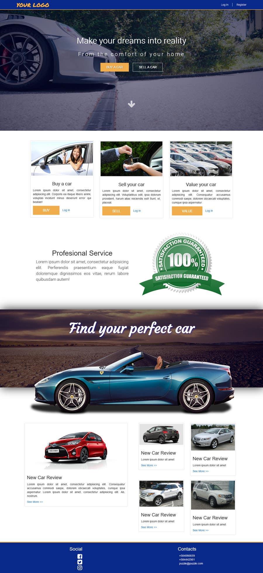 Kilpailutyö #                                        6                                      kilpailussa                                         design a home page