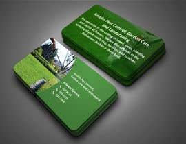 nº 10 pour Amblin Pest Control Business Cards par sanjoypl15