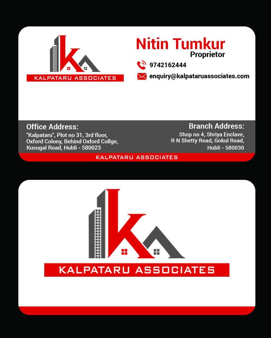 Entry #244 by mahabubhojor for Design visiting card | Freelancer