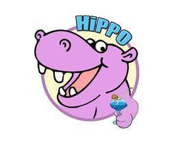 #26 for Design of Hippo Logo by Smile23b
