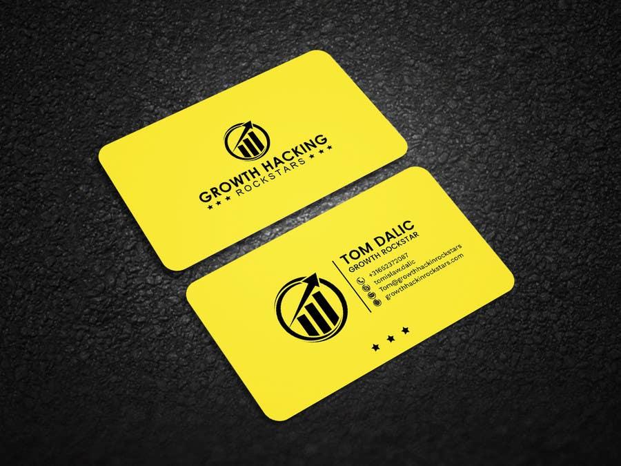 Bài tham dự cuộc thi #                                        13                                      cho                                         Design a business card