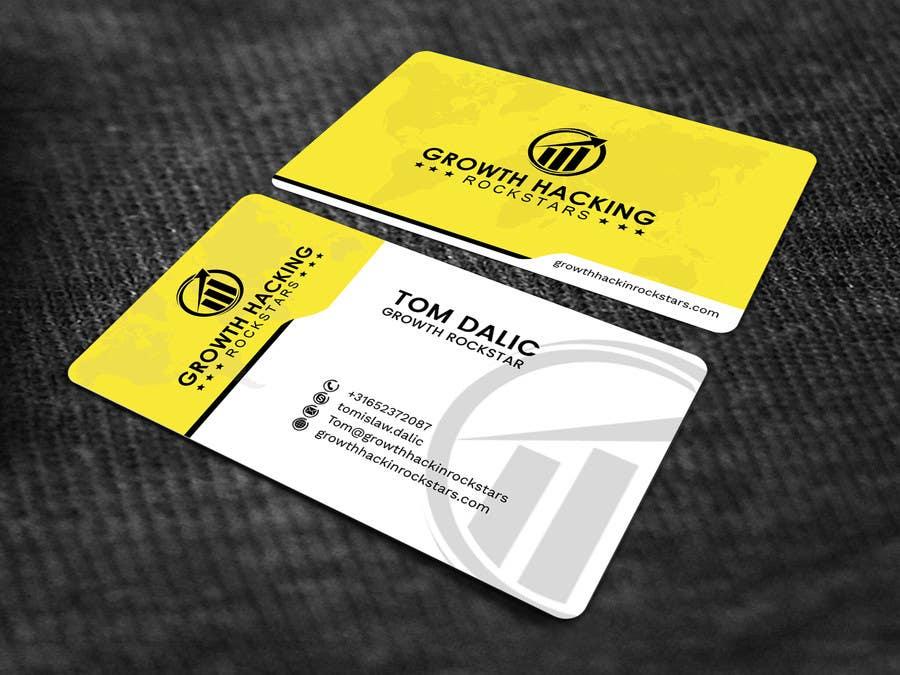 Bài tham dự cuộc thi #                                        15                                      cho                                         Design a business card