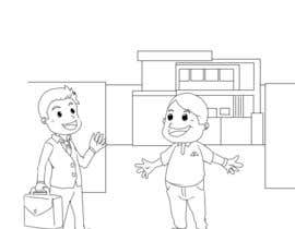 #5 for Web Cartoon - Real Estate Company by hyde100391
