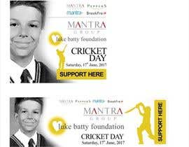 nº 6 pour Mantra Cricket Day - Digital Ad par kunal83