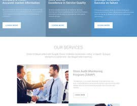 #17 for Redesign a old website for a service company by saidesigner87