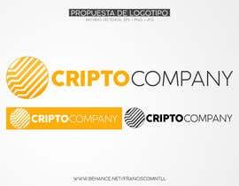#28 for Diseñar un logotipo para una compañía de criptomonedas by franciscomntll