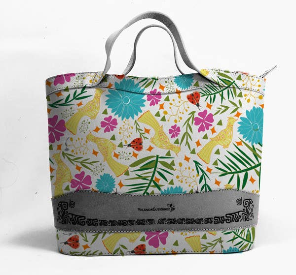 Proposition n°25 du concours Illustrations for handbags