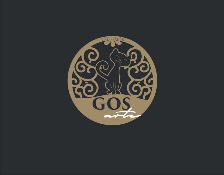 Kilpailutyö #                                        40                                      kilpailussa                                         Logo para GOSarte(www.octaviosegura.com)