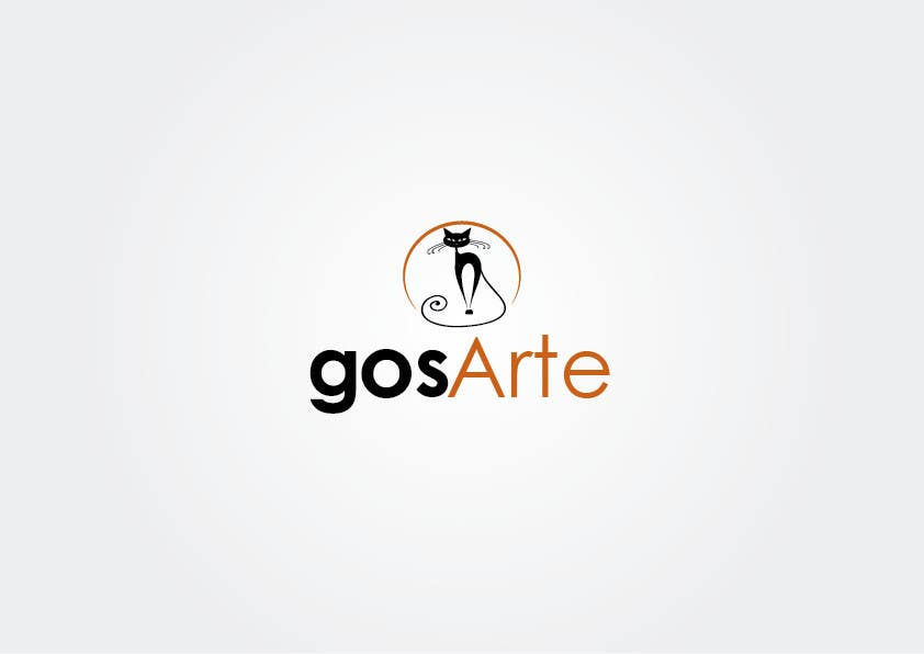 Kilpailutyö #                                        30                                      kilpailussa                                         Logo para GOSarte(www.octaviosegura.com)