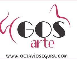 Nro 52 kilpailuun Logo para GOSarte(www.octaviosegura.com) käyttäjältä saraicba