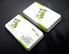 #38 for Design some Business Cards for a cleaning company by aashiq94