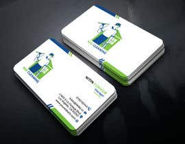#58 for Design some Business Cards for a cleaning company by aashiq94