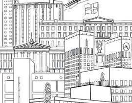 nº 21 pour Coloring page of Oslo par hrossdesign