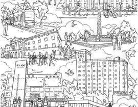 #24 for Coloring page of Oslo by biboofamily