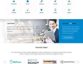 nº 32 pour Design Website Mockup par KsWebPro