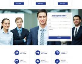 #8 for Design Website Mockup by saidesigner87