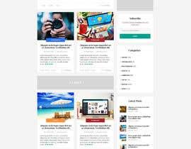 nº 30 pour Design Website Mockup par Rockyahmmad
