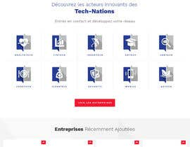 nº 34 pour Design Website Mockup par edcrdnl