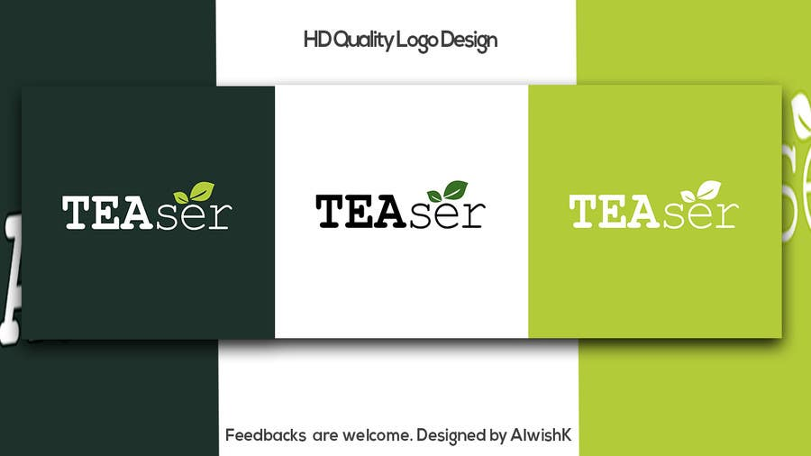 Proposition n°8 du concours Design an awesome logo for my new TEA business! :)