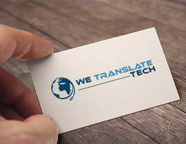 nº 43 pour Logo for a technical translations company par deskjunkie